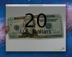 LookTel Money Reader for Mac