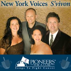 Pioneers For A Cure - New York Voices - S'vivon (The Dreidel)