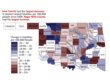 Change in Alcohol-Related Fatalities by County, 2009-2010