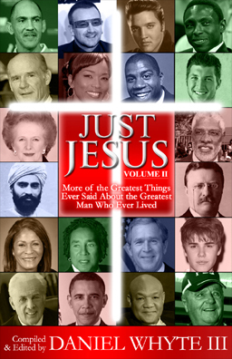Just Jesus (Vol. 2)