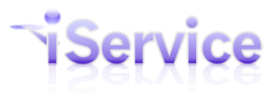 iService Logo