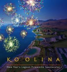 Western-Most U.S. New Years Eve Fireworks Spectacular  Hawaiis Largest  To Take Place at Ko Olina Resort