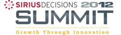 SiriusDecisions Summit 2012 Logo