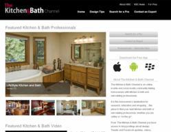 kitchen and bath channel website