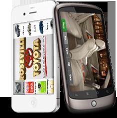 Dealer app, dealership app, AutoMotionTV, car dealer app