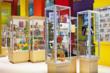 PEZ Visitor Center Showcase