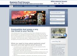 Combustible Dust Micro Site
