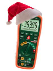 Extechs Meter Claus Delivers Over $40,000 in Test Equipment to High School Programs
