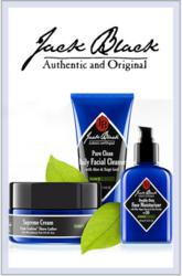 Jack Black Grooming Products, available in Canada at Fendrihan.com