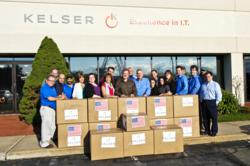 Kelser's Fall Clothing Drive Collection