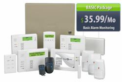Elite Security Services Introduces Their Basic Home Security Systems Package in the United States and Canada