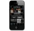 Express iPhone app with location-based offers.