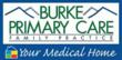 Burke Primary Care is Burke County, North Carolina's Medical Home