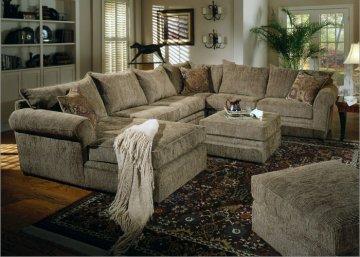 Sectional sohva vancouver
