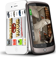 Dealer app, dealership app, AutoMotionTV, car dealer app
