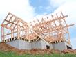 Precast concrete walls form foundation for this NC home
