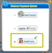 The new direct credit card payment method is available for all registered Chinavasion customers located in countries that have PayPal operations.