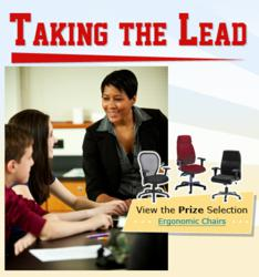 Taking the Lead Contest by Hertz Furniture
