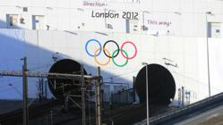 Spectacular Olympic Rings unveiled to mark 20/12 Day