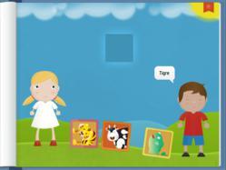Bilingual Child, learn English and Spanish