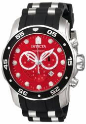 Invicta Men's Diver Red watches