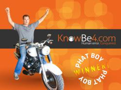 KnowBe4 Ends 2011 With a Roar: Winner Announced in Motorcycle