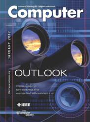 Computer magazine Outlook issue