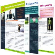 Chiro Newsletter Images