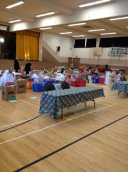North Shore Family Services Food Hampers in Vancouver