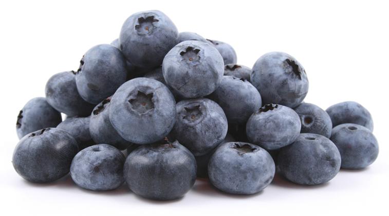 Summer-Fresh Blueberries + Oatmeal = Breakfast Power Duo