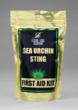 Sea Urchin First Aid kit for the Kayakers, Wind surfers, Surfers, Beach goers and Sports Fishing enthusiasts..
