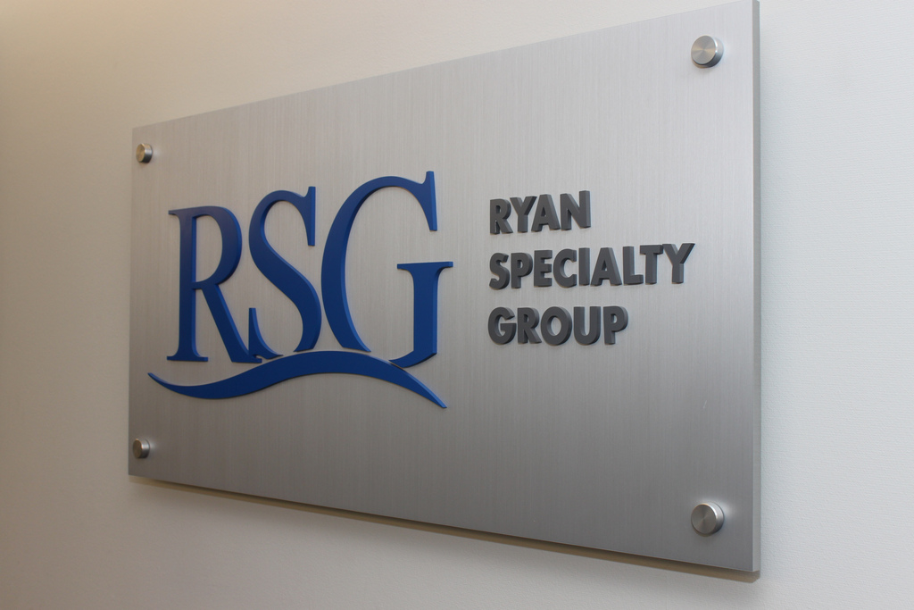 Corporate Signage Company Announces 3 Week Turnaround