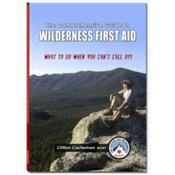 Cover Image: The Comprehensive Guide to Wilderness First Aid
