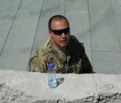 Picture of Chad Cagle, IAF Military Scholarship Recipient