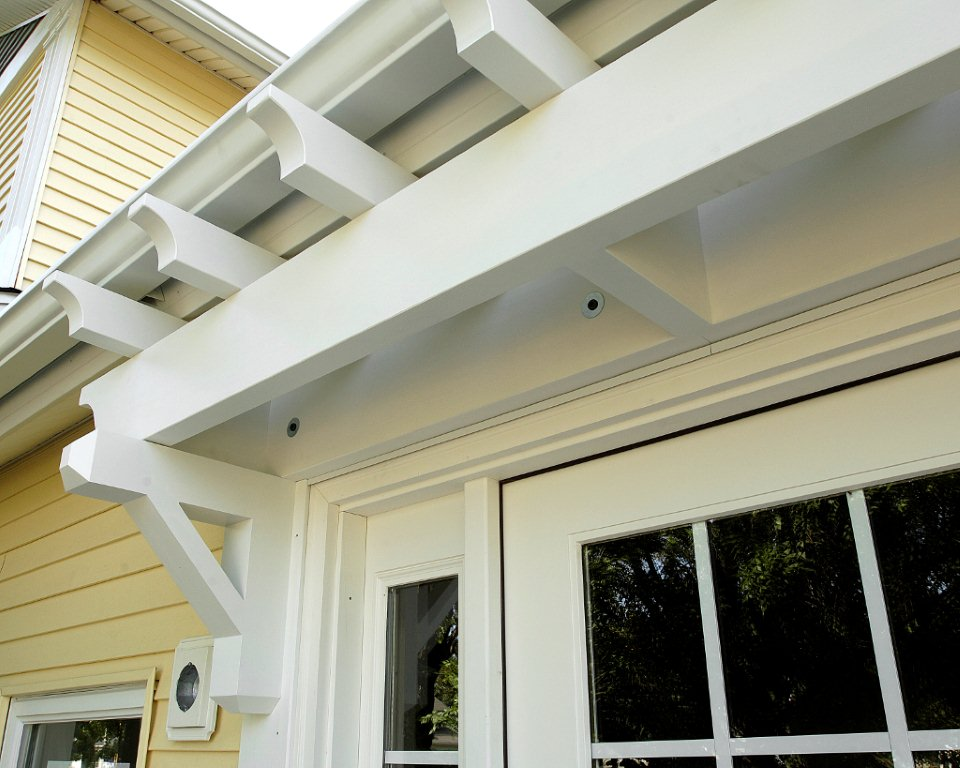 Fypon Introduces Low Maintenance Pvc Trellis Systems