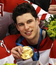 Sidney Crosby named Youth Olympic Ambassador