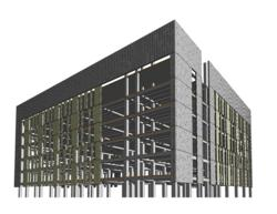 All projects are modeled using the latest 3D BIM software