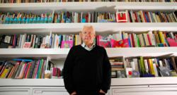 Michael Craig-Martin is one of 12 leading artists behind the official London 2012 posters