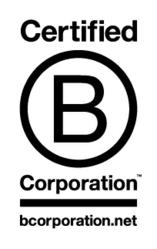 B Corporation Logo