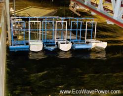 Ocean Waves Energy Generation