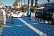Trade Show Flooring at the 2011 SEMA Show