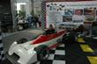The Swisstrax booth at the 2011 SEMA Show