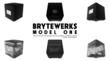 BryteWerks Model digital projectors merge state-of-the-industry computer, digital & optical technologies with superior connectivity capabilities & innovative industrial design into an intuitive multimedia control & exhibition powerhouse.