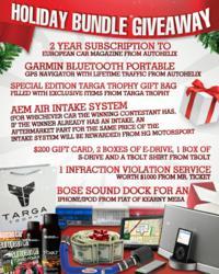 AutoHelix Holiday Bundle Giveaway