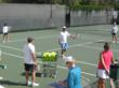 Tennis Clinic at Maui Country Club