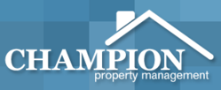champion property management logo