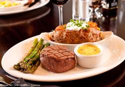 Shula's 347 Grill Roanoke - The Shula Cut Filet Mignon