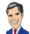 Mitt Romney bears a remarkable resemblance to Flip-Flop Mitt