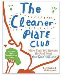 Cleaner Plate Club Book Cover