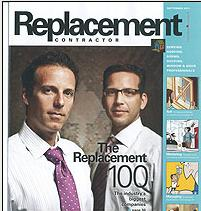 Advanced Metal Roofing Makes the Replacement 100 List from Replacement Contractor Magazine